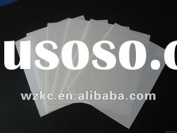 Colorful and Various Sizes PVC Plastic Sheet