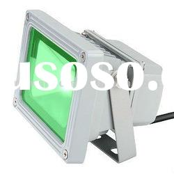 Deltech FL10G IP65 Rated Green 10w high power led flood light
