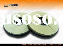 "Diamond Pad 8"" polishing disc Abrasive disc polishing buff"
