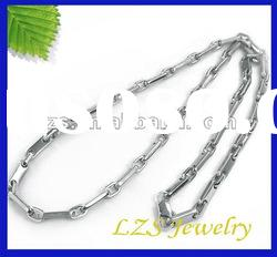 Distribute high polishing fast delivery fashion jewelry body chain necklace (0072)