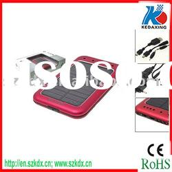 Economical and compact portable solar charger for cell phone