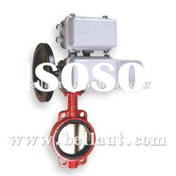 Electric Control Butterfly Valve with Actuator