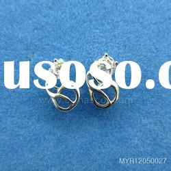 Fashion 925 sterling silver earrings fashion earrings