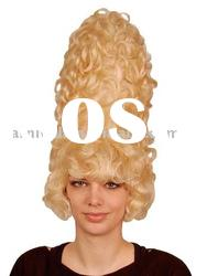 Fashion Synthetic hair Fiber Party wigs like hats Top QualityBSHW-0077