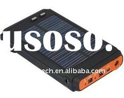 Flexibel solar charger for notebook