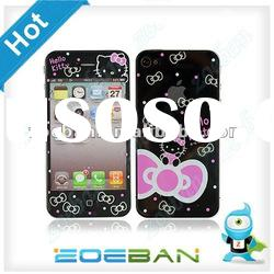 Fluorescence for iPhone 4S screen protector hello kitty