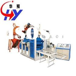 Fly ash brick machine HY-QM4-12