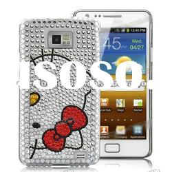 For samsung galaxy s2 hello kitty case