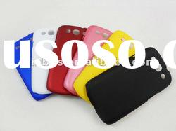 Frosting case matte PC case for Samsung Galaxy S3 i9300