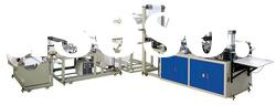 Full Automatic Non-Woven Fabrics Bag Making Machine (Handle shopping bag,T-shirt bag,shoe bag)