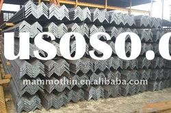 GB ,JIS and ASTM standard hot rolled a36 steel euqal and unequal angle alloy steel bar