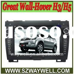 Great Wall Hover H3/H5 Car Radio DVD player with GPS navigation