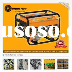 HOT-SALES:Generators for Home Use Powered by OHV gasoline engine