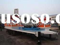 HT-914-750mm Used Metal Arch Roof Construction Roll Forming Machine