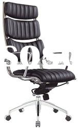 High End High Back Eames Soft Pad Chair M328