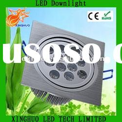 High Power 12*1W Square LED Ceiling Light with CE&RoHS