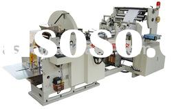 High Speed Paper Food Bag making Machine