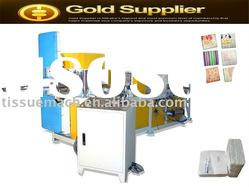 High Speed Series Embossing Printing Folding Paper Napkin Machine