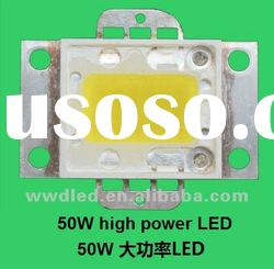 High power 50w led chip