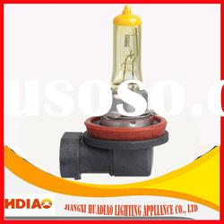 High quality yellow H11 halogen auto lamp