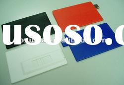 Hot Promotional Credit Card Usb Flash Drive Promotion
