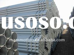 Hot dipped galvanized pipe steel astm a36 grade