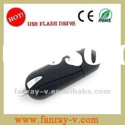Hot!!promotional black gifts usb flash drive 8-16GB