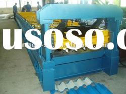 IBR metal sheet roof roll forming machine