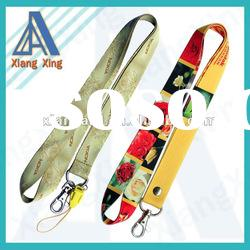 ID badge holder neck lanyards with logo