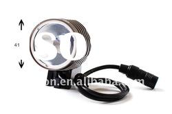 INTON 1000lumen cree t6 led light for bicycle waterproof