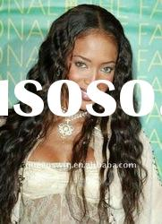 IN STOCK natural baby hair remy hair full lace wig