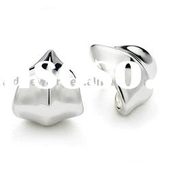 Imitation Jewellery Silver designer earings E031