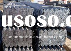 JIS standard SS400 material hot rolled steel angle bar