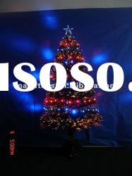 LED Fiber Optic Christmas Tree/ 2012 Christmas Tree Size 50cm to 5m