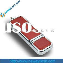 Leather usb flash drive 32mb-32g available