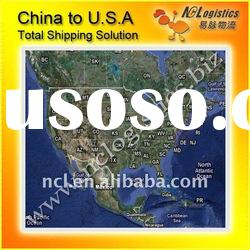 Logistic service from China to Bridgeport,CT,USA