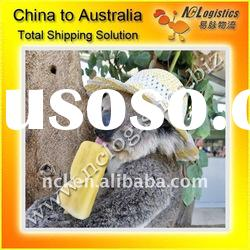 Logistic service from China to Newcastle,Australia