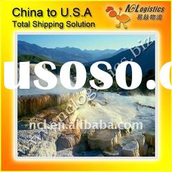 Logistic service from China to Racine,WI,USA