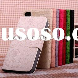 Lovely Magic Girl Flip Leather Case Skin Cover For Samsung Galaxy S3 i9300