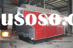 Manual type Wood Boiler