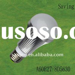Manufacturer of 350LM 5W e27 led bulb light(A60E27-8D5630)