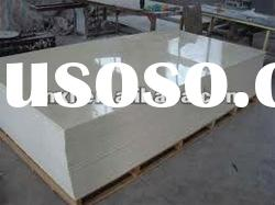 Manufacturer straight for White Acrylic Capped Gloss ABS Sheet High quality price beauty