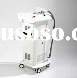 Medical IPL laser equipment for hair removal and skin rejuvenation(Color Touch Display)