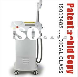 Medical Stand IPL laser equipment for hair removal