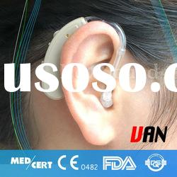 Medical hearing equipment and hearing aid