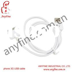 Mobile phone USB cable for iPhone 3G