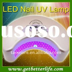 Nail lamp - LED NAIL UV LAMP, Nail Art Machine CE certificate, Portable