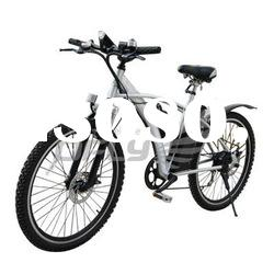 New CE Approved 180W Lithium Battery Electric Mountain Bicycle with Light Aluminum Frame