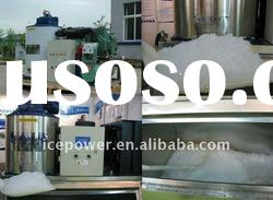 New Designed Air Cooling Flake Ice Machine 500kg/day