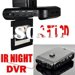 Night Vision Car Mini Camera with Screen & Remote control CT-C156